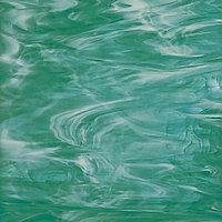 Teal Green/White