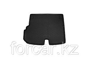 Коврик в багажник MERCEDES-BENZ GLK X 204, 03/2012->, кросс., с вырезом под ручку, 1 шт.