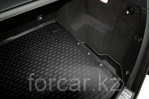 Коврик в багажник MERCEDES-BENZ GLK X 204, 03/2012->, кросс., с вырезом под ручку, 1 шт., фото 2
