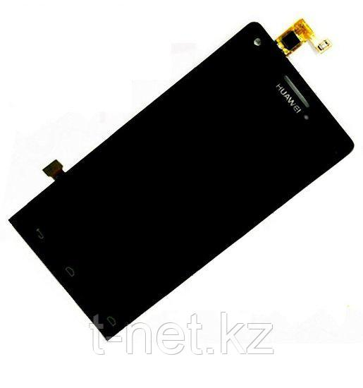 Дисплей Huawei Ascend G6-U10, с сенсором, цвет черный