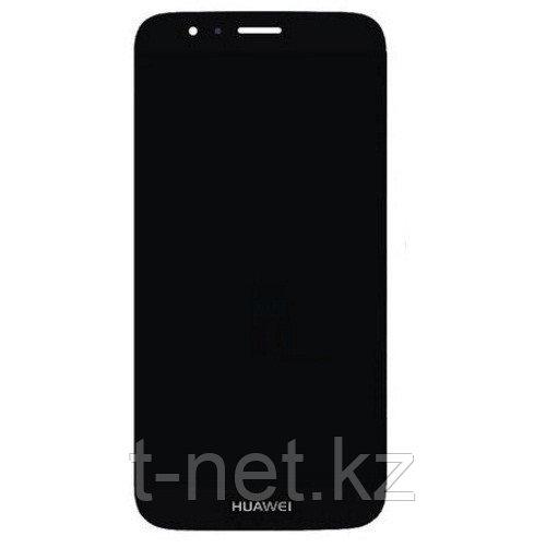 Дисплей Huawei G8 RIO-L01/RIO-L02, с сенсором, цвет черный