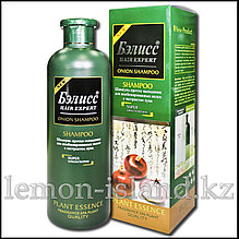 Шампунь Бэлисс от выпадения волос с экстрактом лука.