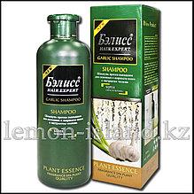 Шампунь Бэлисс от выпадения волос с экстрактом чеснока.