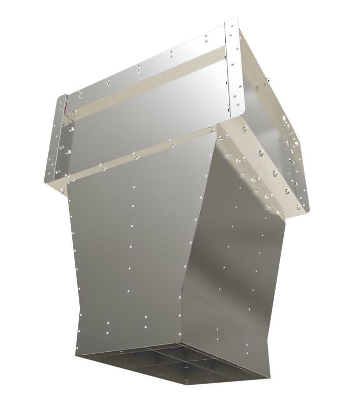 Воздушно-тепловая завеса Тепломаш КЭВ-260П9010W (1,5 метровая, с водяным нагревателем)