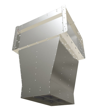 Воздушно-тепловая завеса Тепломаш КЭВ-260П9010W (1,5 метровая, с водяным нагревателем), фото 2