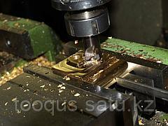 Металлообработка на фрезерных станках