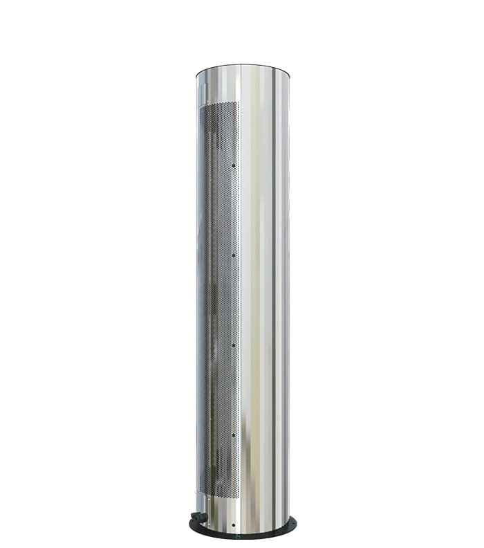 Воздушно-тепловая завеса Тепломаш КЭВ-18П6047E нержавеющая (2-х метровая; с электрическим нагревателем)