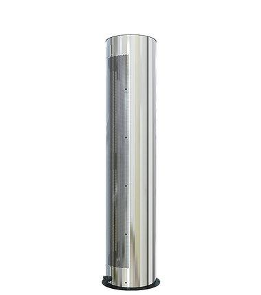 Воздушно-тепловая завеса Тепломаш КЭВ-18П6047E нержавеющая (2-х метровая; с электрическим нагревателем), фото 2