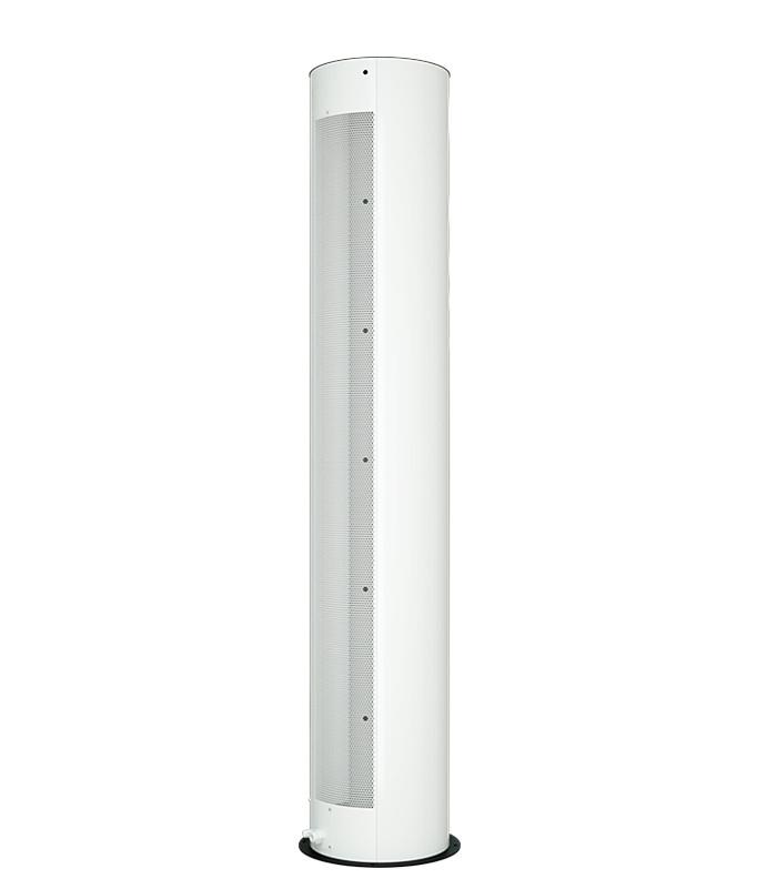 Воздушно-тепловая завеса Тепломаш КЭВ-24П6048E нержавеющая (2,3 метра; с электрическим нагревателем)