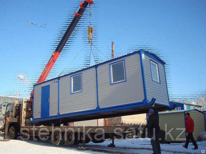 Перевозка вагончиков Алматы