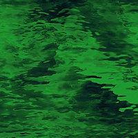 Dark Green Waterglass