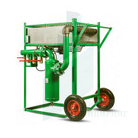 Охладитель сжатого воздуха (пневмодвигатель) Contracor ACP-1