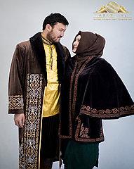 Пошив мусульманской одежды
