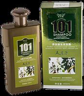 101 Oumile - Лечебно-Оздоровительный Шампунь с экстрактом чернильного орешка от выпадения волос