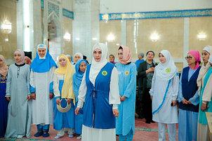 Пошив одежды для мусульманок