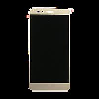 Дисплей Huawei GR5 KII-L21, с сенсором, цвет золотой