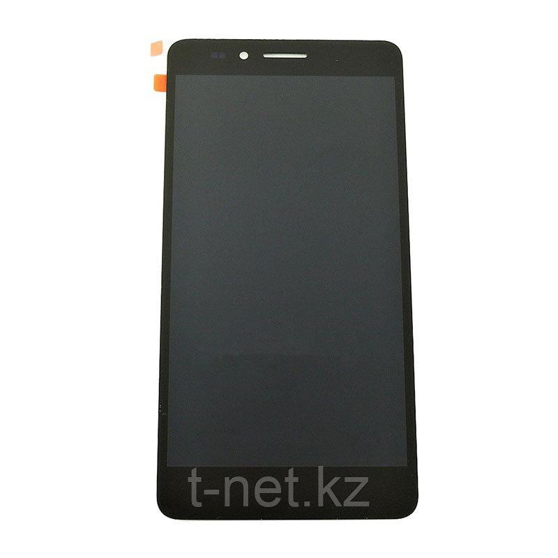 Дисплей Huawei GR5 (2017) BLL-L21/BLL-L22, с сенсором, цвет черный