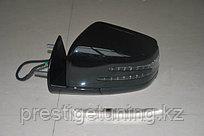Рестайлинговые зеркала на Mercedes Benz GL 164