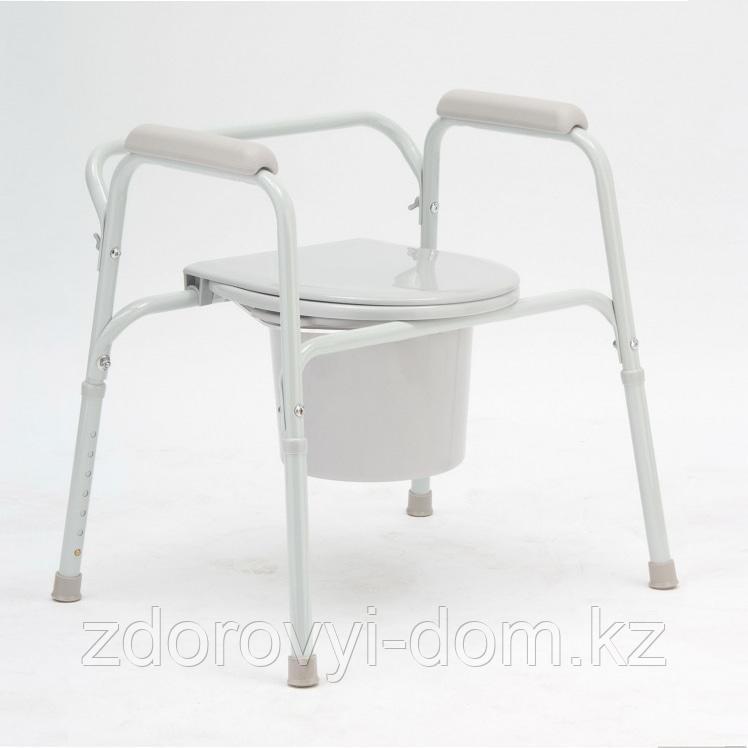 Кресло туалет с санитарным оснащением