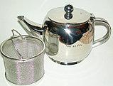 Заварочный чайник VICALINA 0.6 мл, фото 3
