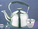 Заварочный чайник VICALINA 1,5  литра, фото 2