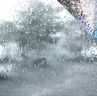 Clear RainWater, Iridescent