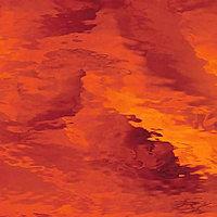 Orange Waterglass