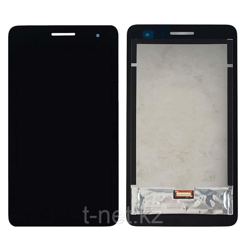 """Дисплей Huawei mediaPad T1 7"""" T1-701U, с сенсором, цвет черный"""