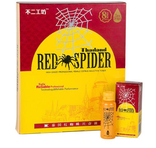 """Женский возбудитель """"Red Spider"""""""
