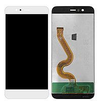 Дисплей Huawei NOVA 2 PLUS BAC-L21, с сенсором, цвет белый