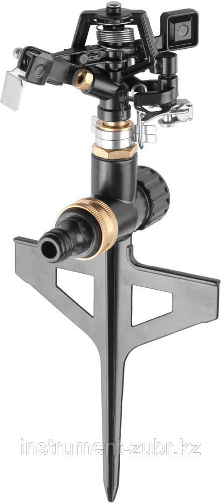 """Распылитель GRINDA """"CLASSIC Quick-Connection System"""" импульсный на пике, металлический"""