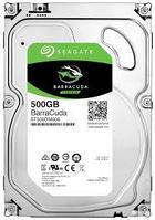 Жесткий диск Seagate HDD 500 TB для регистратора видеонаблюдения