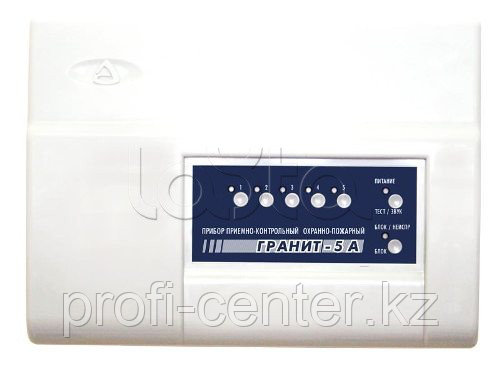 Гранит 5А прибор приемно-контрольный