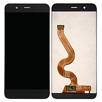 Дисплей Huawei NOVA 2 PLUS BAC-L21, с сенсором, цвет черный