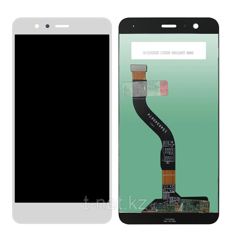 Дисплей Huawei P10 LITE WAS-LX1, с сенсором, цвет белый