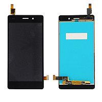Дисплей Huawei P8 Lite ALE-L21, с сенсором, цвет черный
