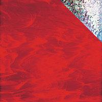 Red/White, wispy, Iridescent