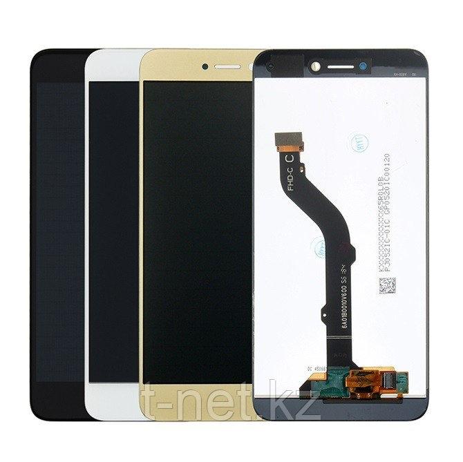 Дисплей Huawei P8 Lite 2017 PRA-LA1/PRA-LX1/PRA-LX3, с сенсором, цвет золотой