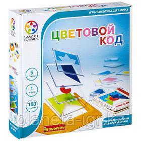 Логическая игра Bondibon Цветовой код арт. SG 090 RU