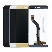 Дисплей Huawei P8 Lite 2017 PRA-LA1/PRA-LX1/PRA-LX3, с сенсором, цвет черный, фото 1