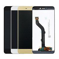 Дисплей Huawei P8 Lite 2017 PRA-LA1/PRA-LX1/PRA-LX3, с сенсором, цвет белый