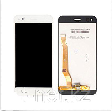 Дисплей Huawei P9 LITE MINI SLA-L22 WHITE, с сенсором, цвет белый