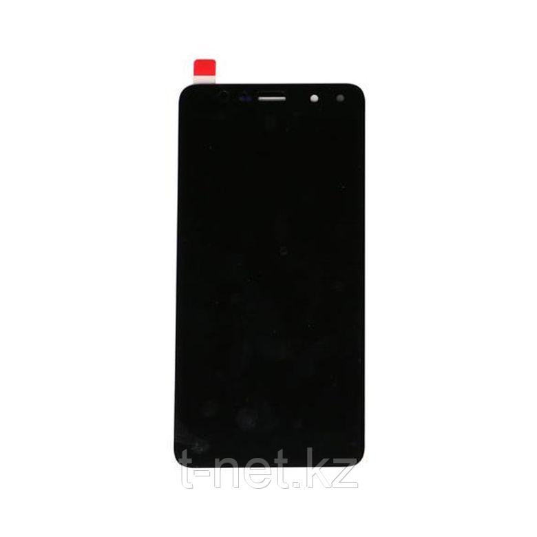 Дисплей Huawei Y5 2017/ Y6 2017 MYA-L02/L03/L22/L23, с сенсором, цвет черный