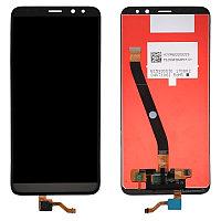Дисплей Huawei NOVA 2i Mate 10 Lite, с сенсором, цвет черный