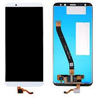 Дисплей Huawei NOVA 2i Mate 10 Lite, с сенсором, цвет белый
