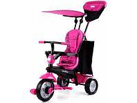 Велосипед Smart Trike 4в1 Glow розовый, фото 1
