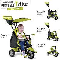 Велосипед Smart Trike 4в1 Glow зеленый, фото 1