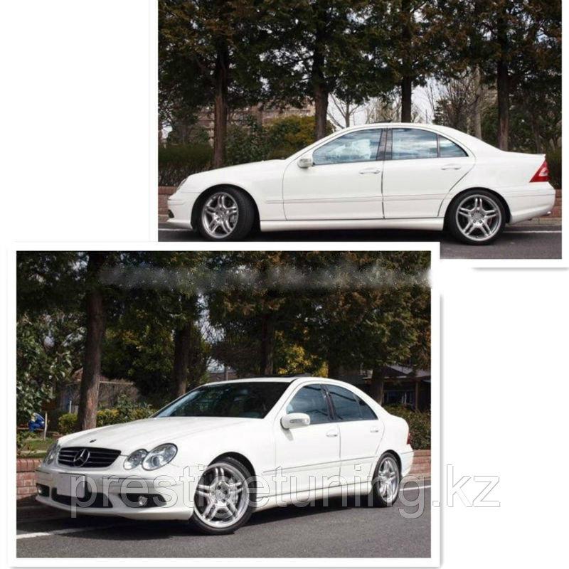 Обвес AMG на Mercedes-Benz C-class W203