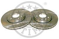 Тормозные диски Renault Trafic (01-…, передние, Optimal)