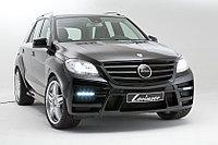 Обвес Lorinser на Mercedes Benz ML W166, фото 1